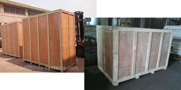 polywood package for cold room panel