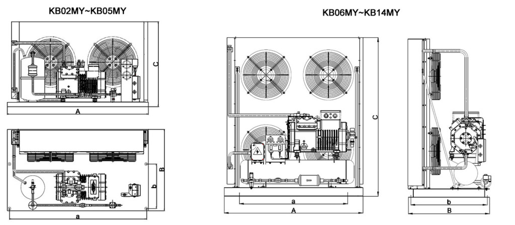 KB 01ps1 1024x448 bitzer cold room condensing unit & refrigeration compressor cold room wiring diagram at aneh.co