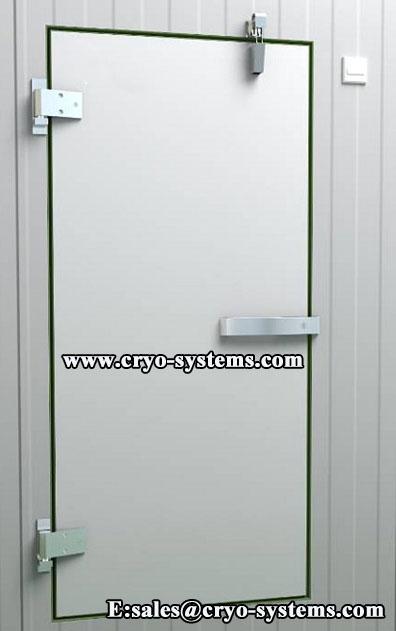 Self-closing doors