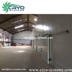 cold storage for seeds
