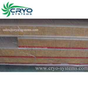 Rock wood insulated panels