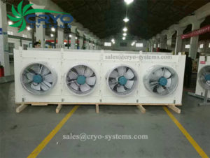refrigeration equipment - freezer room