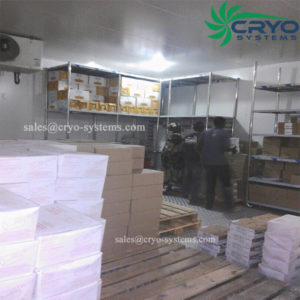 Good operation and maintenance for cold storage room during summer